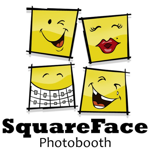 Logo for Photobooth Company