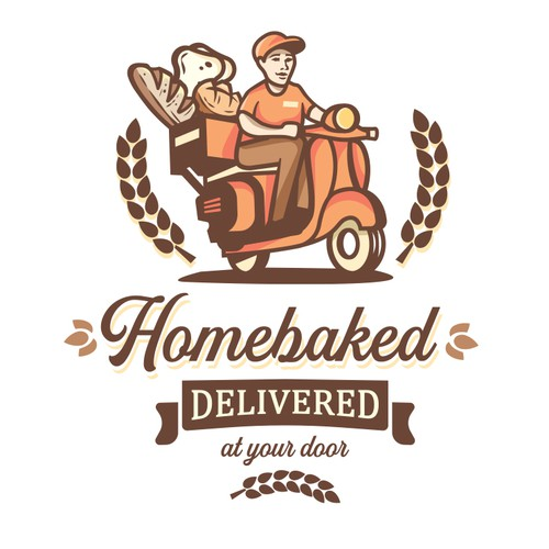Fresh bread for the weekend - delivered at your door