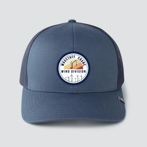 Wagstaff Crane Design Hat