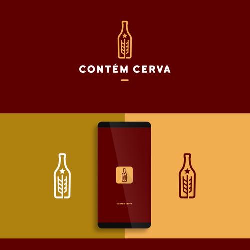 Bold Iconic Contém Cerva