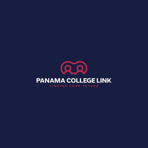 Panama College Link Logo