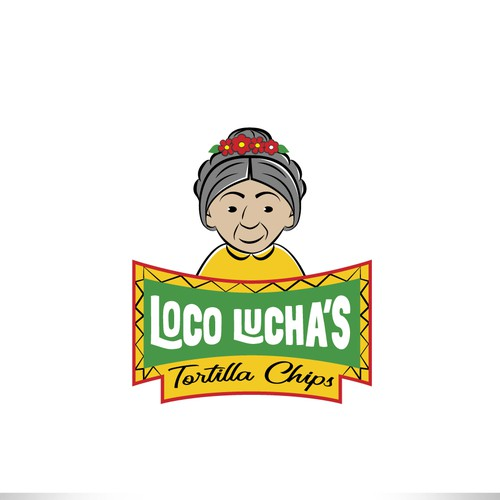 Logo for a new Tortilla Chip brand
