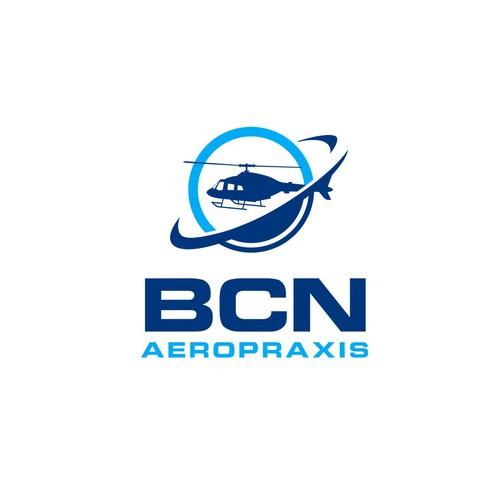 BCN Aeropraxis logo