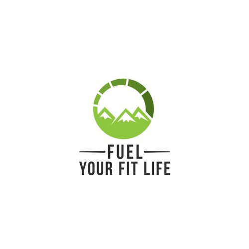Create a new logo for online nutrition/personal training startup