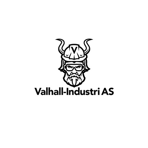 Valhall-Industri AS Logo