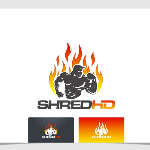 Logo SHRED HD