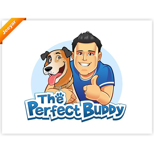 Create the next logo for The Perfect Buddy