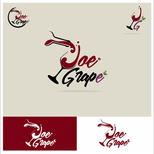 LOGO JOE GRAPE