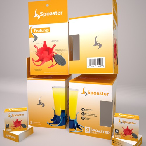 Product Packaging for Spoaster