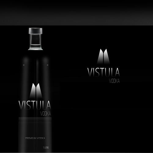 Vistula Brand Bottle