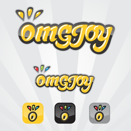 OMGJOY Mobile Gaming Company Needs a Logo/Avatar!