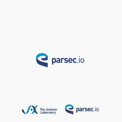 Logo concept for Parsec.io