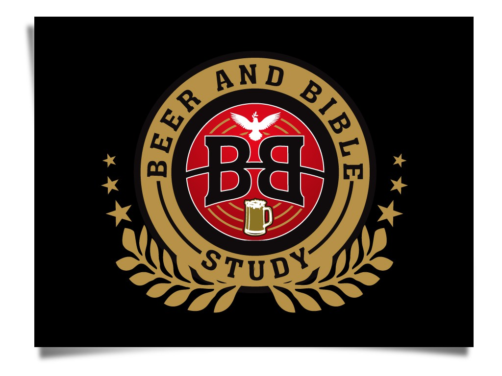 logo for Beer and Bible Study