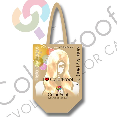 Head-Turning Gift-With-Purchase Design for ColorProof Evolved Color Care!