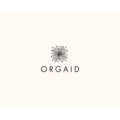 Unique Logo for Organic Skin Care Brand