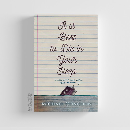It is Best to Die in Your Sleep Book Cover