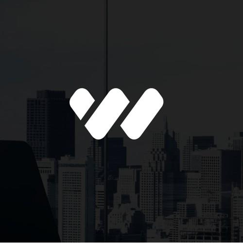 Bold logo and brand identity concept design for WEKEY SOLUZIONI
