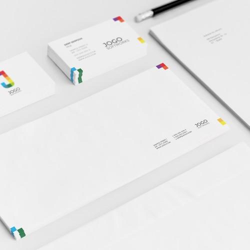 Brand Identity Jogo Softworks
