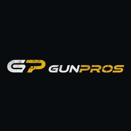 Gun Pros Logo Design