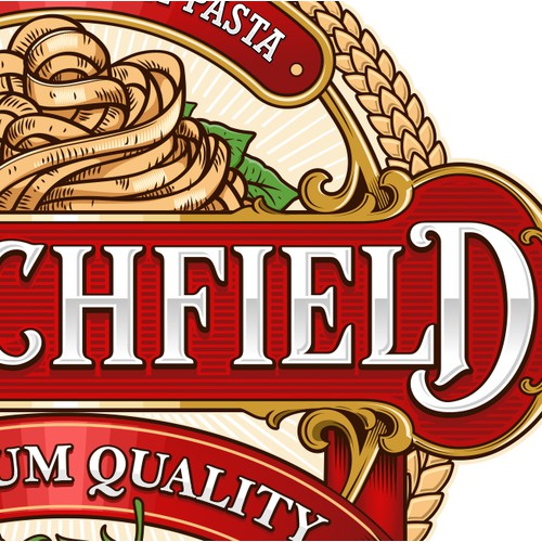 CRUTCHFIELD logo design.
