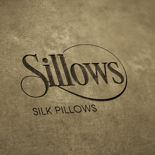 "Logo Concept for ""Sillows"""