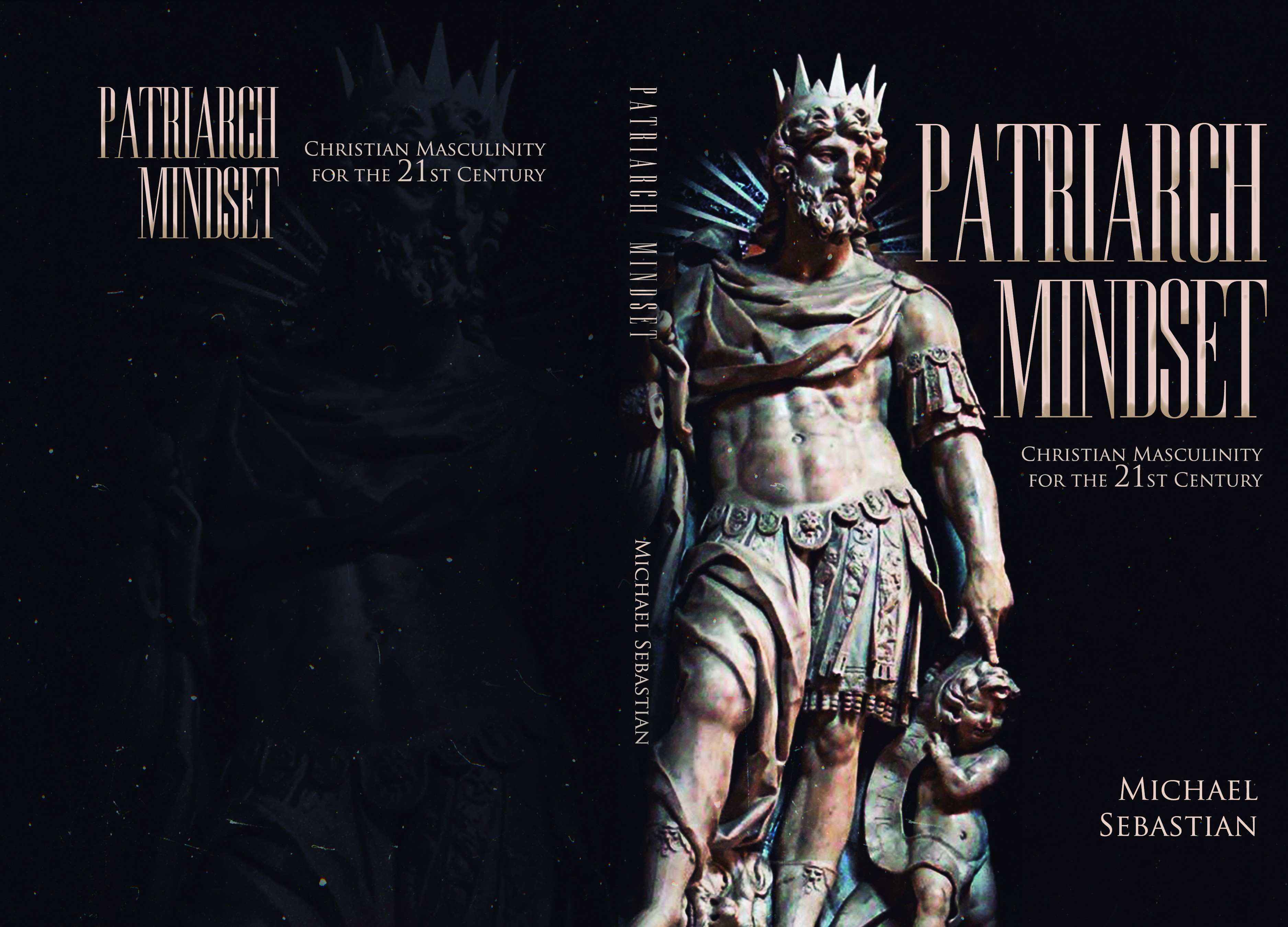 Book cover for Patriarch Mindset