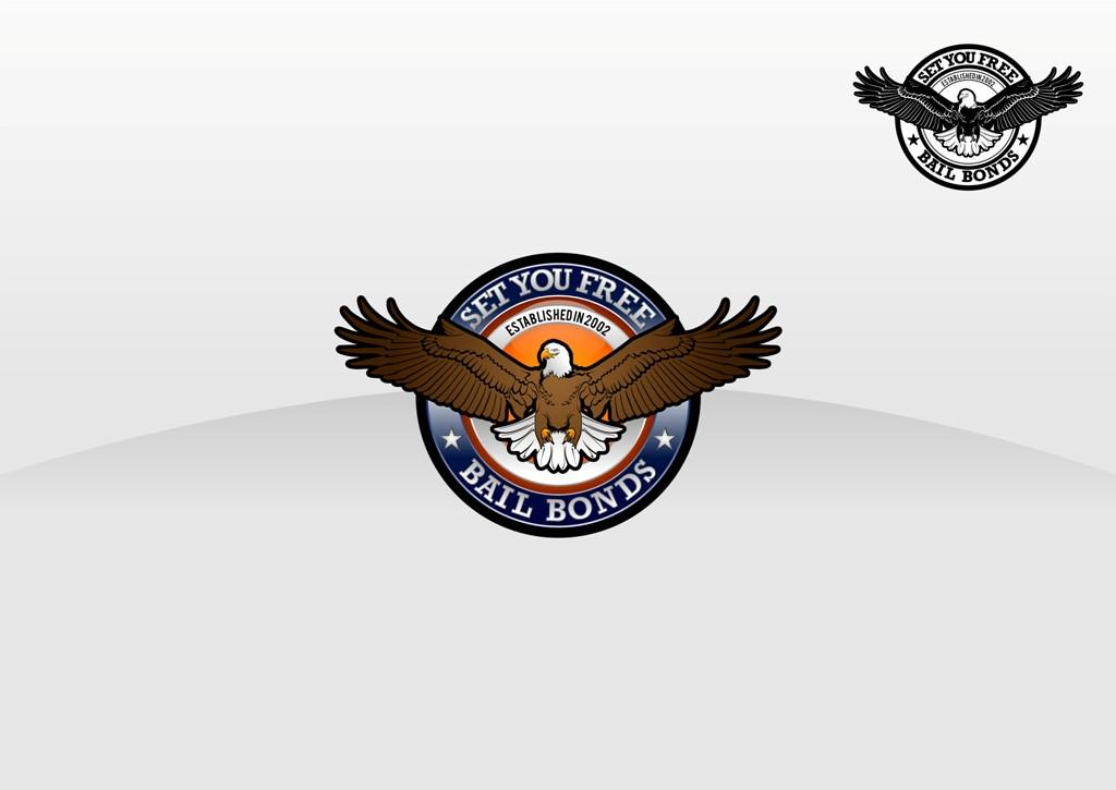 Help SET YOU FREE BAIL BONDS with a new logo