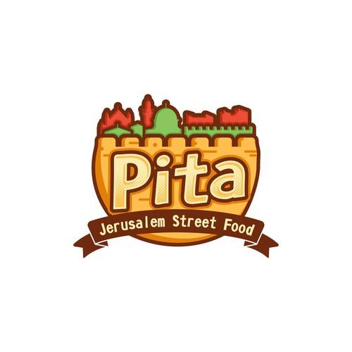 Logo Concept for Pita Restaurant