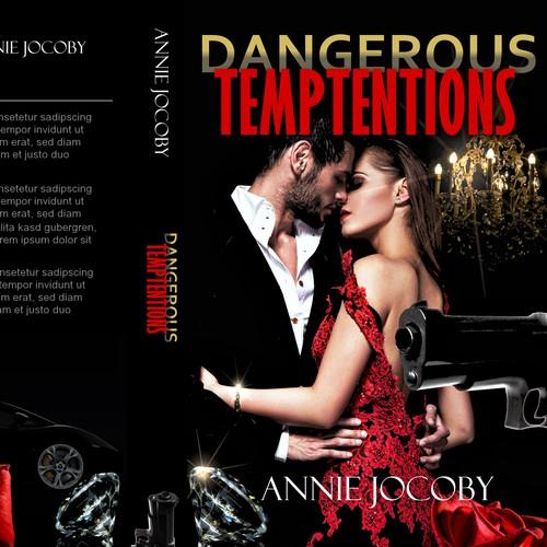Suspense Romance Novel Dangerous Temptations