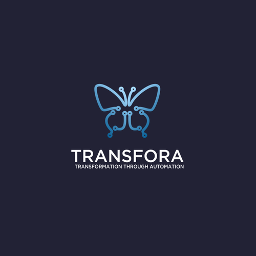 Logo for an online service to automate business processes
