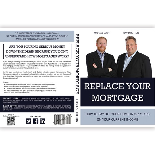 Replace Your Mortgage - book cover