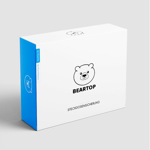Beartop Packaging Design