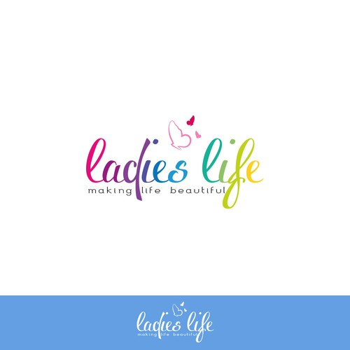 LadiesLife.com Logo - Your Big Break!