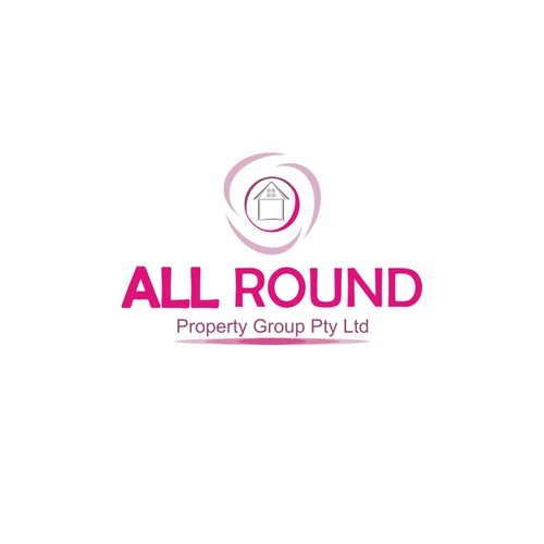 Concept for a one of a kind logo for new property company