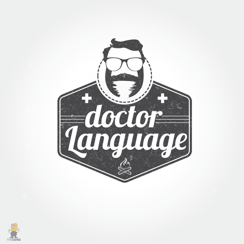 Logo for Doctor Language