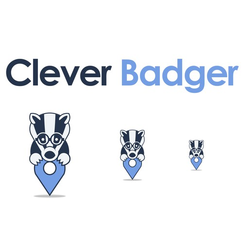 Create a logo for Clever Badger
