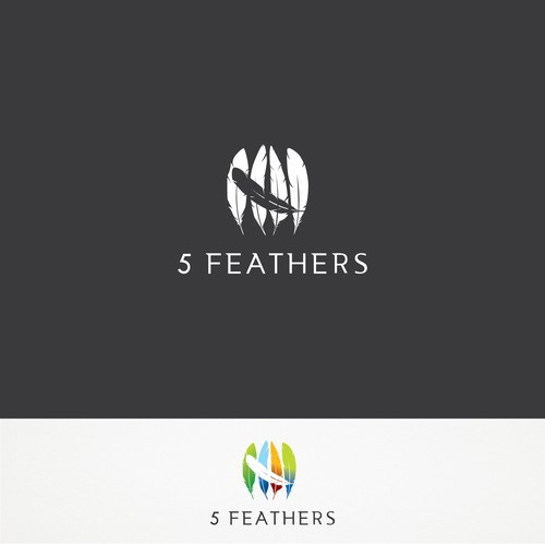 5 Feathers