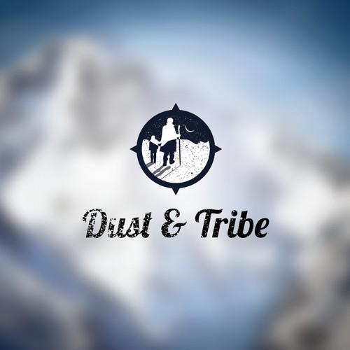 Logo for an Adventure Club