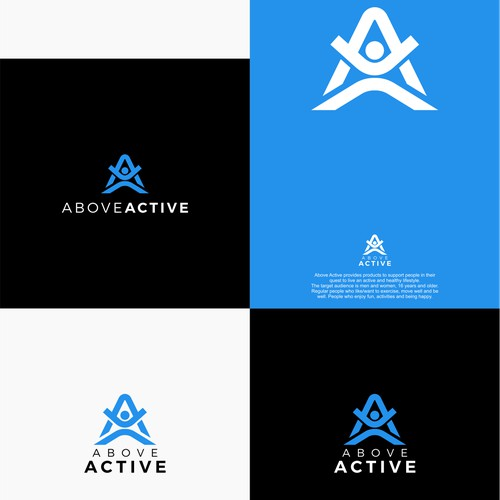ABOVE ACTIVE LOGO