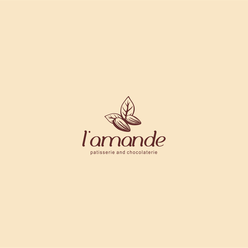 Logo for the patisserie