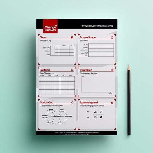 Flyer/Handout Print Design