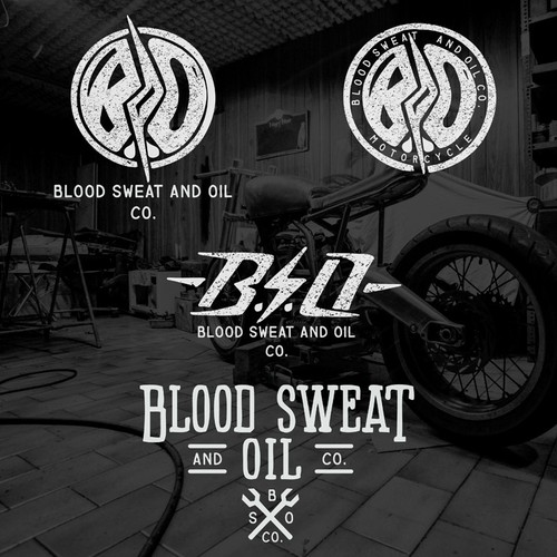 BSO Blood Sweat and Oil