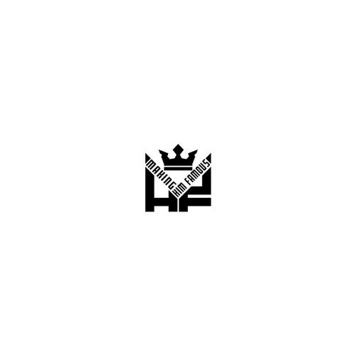 Main logo design for clothing store