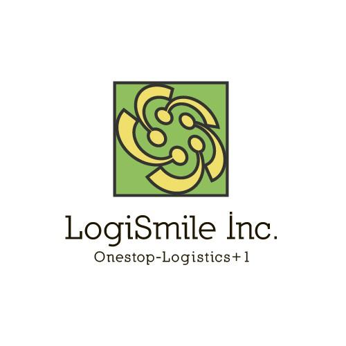 Logo concept for logostics company.