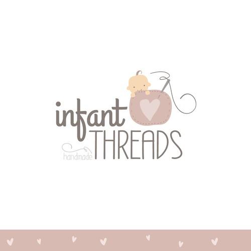 Handmade Baby Clothes Logo