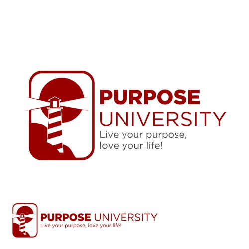 Logo Design for Purpose Uni