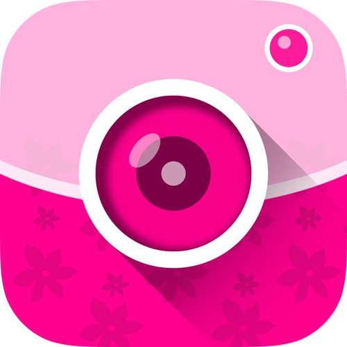 app icon design for camera app