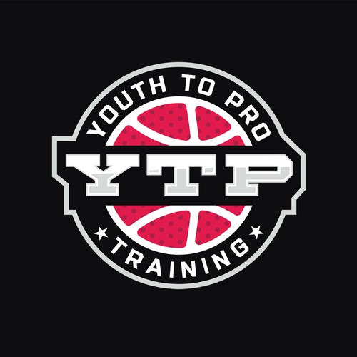 Youth Sports Academy Logo (Basketball)
