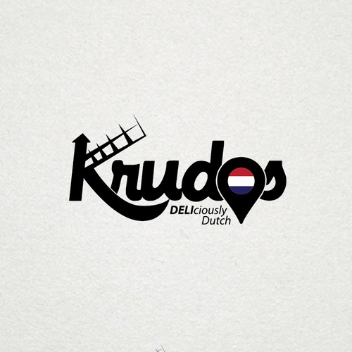 Who wants to create the identity of a Dutch food modernist Krudos?