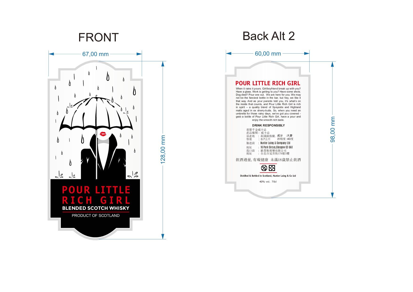 Design a Brilliant Whisky Bottle Label